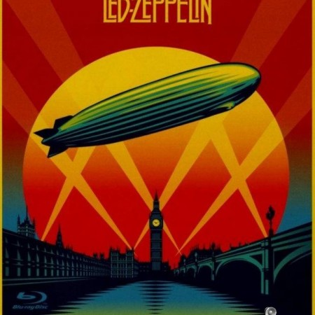 Led Zeppelin - Celebration Day (2012) [Blu-Ray Audio]