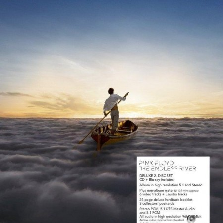 Pink Floyd - The Endless River (Deluxe Edition) (2014) [Blu-Ray Audio (iso)]