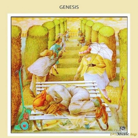 Genesis - Selling England By The Pound (1973/2014) [Blu-Ray Audio]