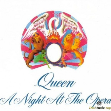 Queen - A Night at the Opera (1975/2013) [Blu-Ray Audio]
