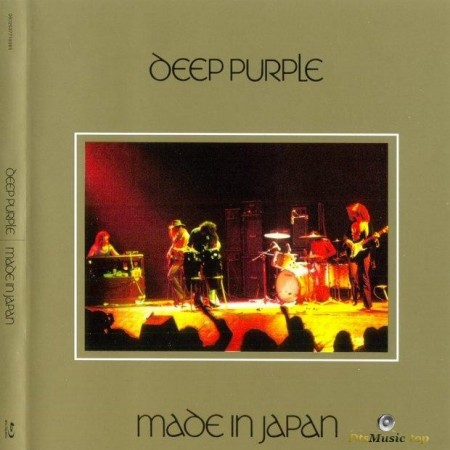 Deep Purple - Made In Japan (1973/2014) [Blu-Ray Audio]