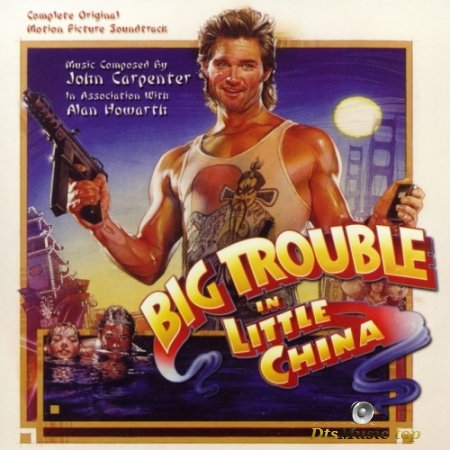 John Carpenter - Big Trouble in Little China (isolated score) (1986) DVDA