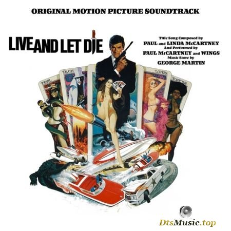 James Bond - Live And Let Die (1973) DVDA