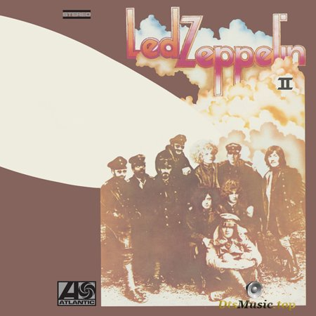 Led Zeppelin - Led Zeppelin II (1969) DVDA