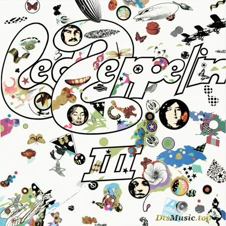 Led Zeppelin - Led Zeppelin III (1970) DVDA