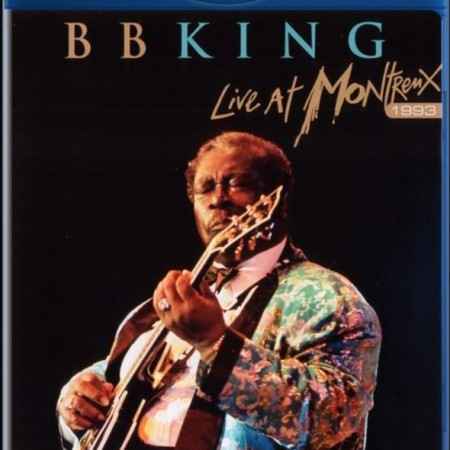 B.B. King - Live At Montreux (1993) [Blu-Ray 1080i]