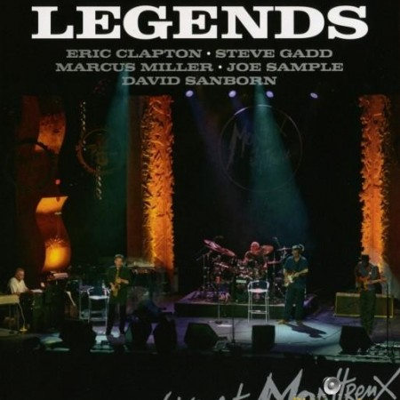 Legends - Live At Montreux 1997 (2008) [Blu-Ray 1080i]