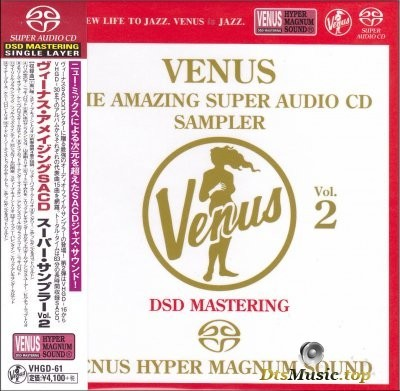 VA - Venus The Amazing Super Audio CD Sampler Vol.2 (2015) SACD-R