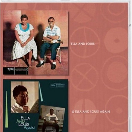 Ella Fitzgerald & Louis Armstrong - Ella and Louis (1956-1957/2010) [Blu-ray Audio]