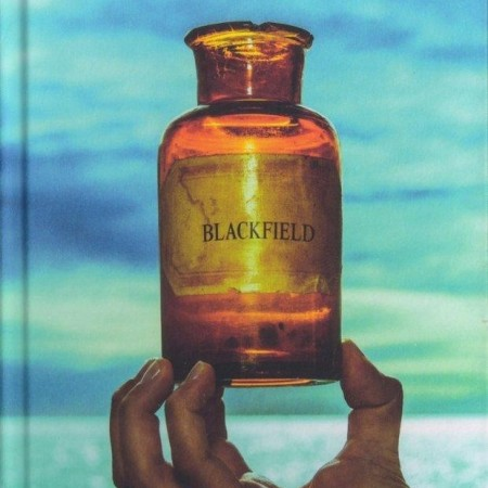 Blackfield (Steven Wilson) - Blackfield V (Limited Edition) (2017) [Blu-ray Audio]