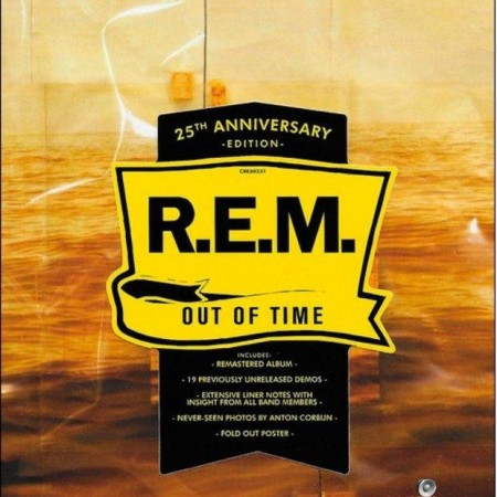 R.E.M. - Out of Time [25th Anniversary Edition] (2016) [Blu-ray Audio]