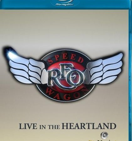 Reo Speedwagon -  Live in the Heartland (2011) [Blu-ray 1080p]