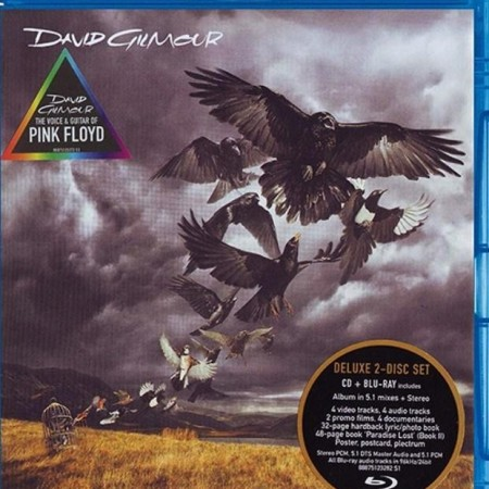 David Gilmour - Rattle That Lock (2015) [Blu-ray Audio]