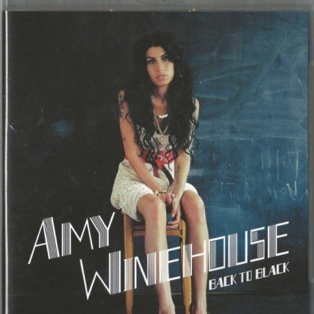 Amy Winehouse - Back To Black (2006/2015) [Blu-Ray Audio]