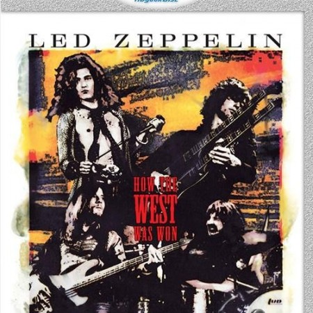 Led Zeppelin - How The West Was Won (2003/2018) [Blu-Ray Audio]