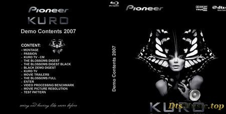 VA - Pioneer KURO Demo Contents (Test Demo) (2007) [Blu-Ray AudiР С•]