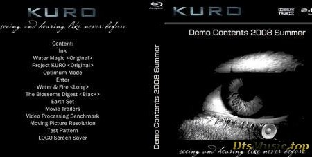 VA - Pioneer KURO Demo Contents Summer (Test Demo) (2008) [Blu-Ray AudiР С•]