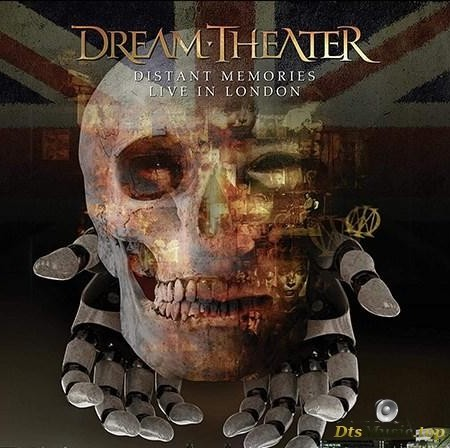 Dream Theater - Distant Memories - Live in London (Limited Edition) (2020) [Blu-Ray 1080p]