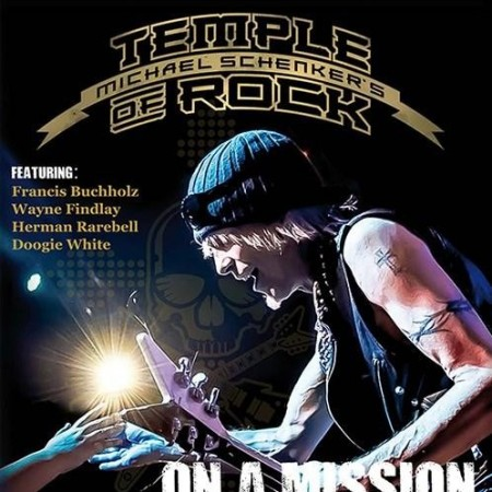 Michael Schenker's - Temple of Rock: On a Mission (2016) [UHD Blu-ray 2160p | 4K ]