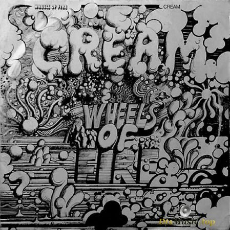 Cream - Wheels of Fire (1968) DVD-A