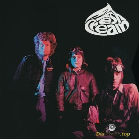 Cream - Fresh Cream (1966) DVD-A