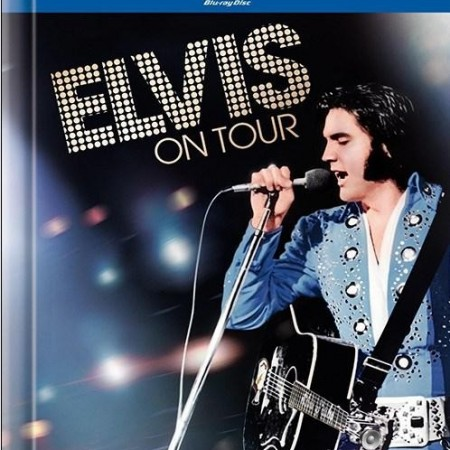 Elvis Presley - Elvis on Tour (1972/2010) [Blu-Ray 1080p]